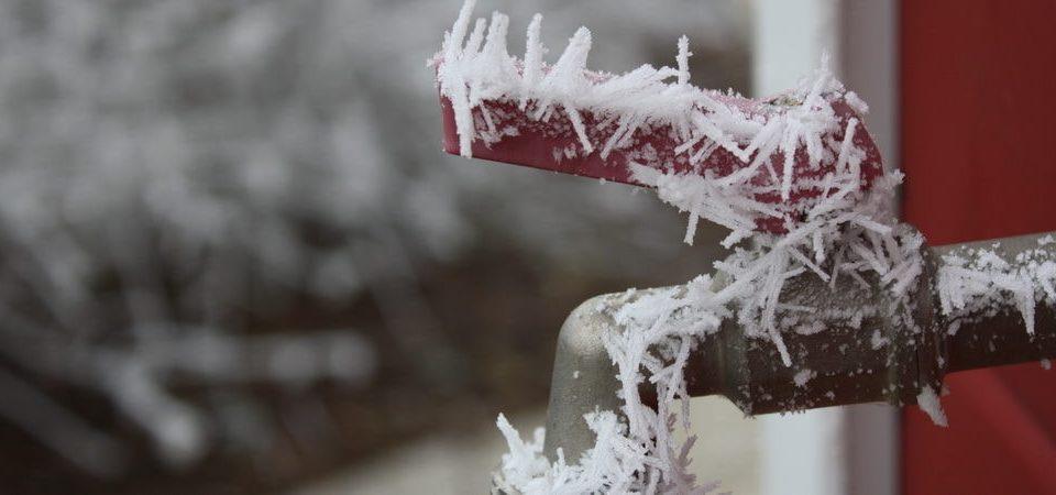 Erzurum Donmuş Su Borusu Nasıl Açılır
